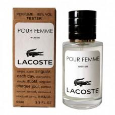 Lacoste Pour Femme TESTER LUX, женский, 60 мл