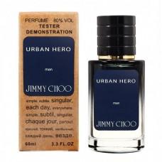 Jimmy Choo Urban Hero TESTER LUX, мужской, 60 мл